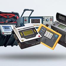 Instrumentación de mediciones dieléctricas para diagnóstico de motores y generadores eléctricos